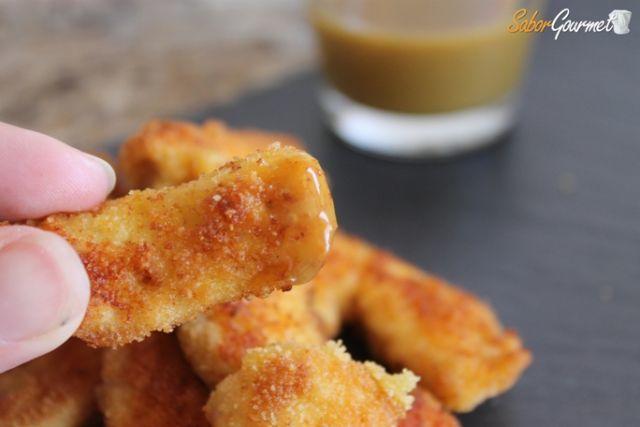 salsa de mostaza y miel