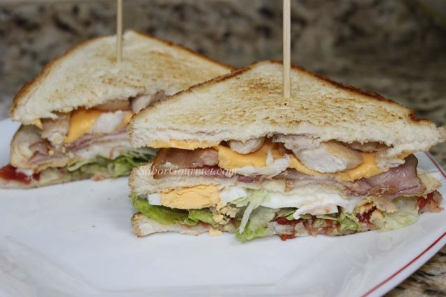 sandwich bilbao