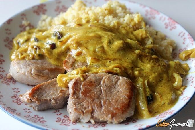 solomillo-de-cerdo-al-curry-receta