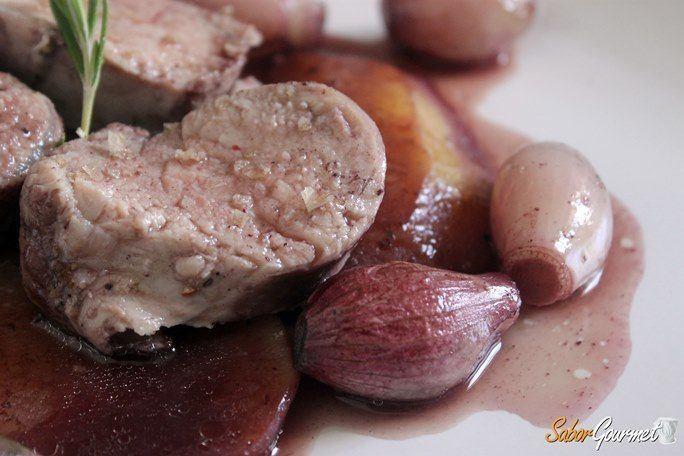 Solomillo al horno en salsa de oporto - Salsa de oporto para solomillo ...