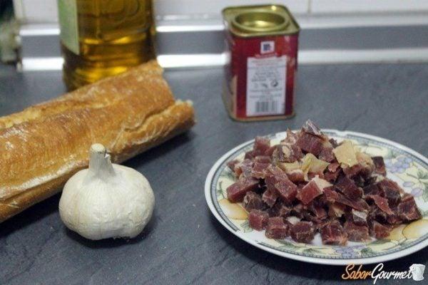 sopa-de-ajo-ingredientes