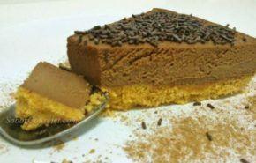 La mejor tarta de chocolate fácil