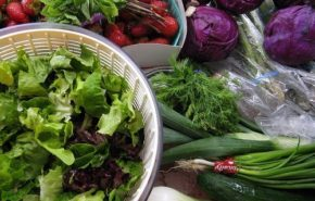 Cómo limpiar las verduras